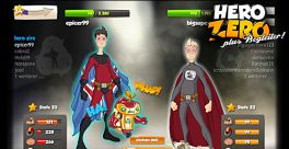 Hero Zero Screenshot