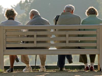 Die Rentner bleiben künftig auch in wirtschaftlich schlechten Zeiten von Rentenkürzungen verschont.