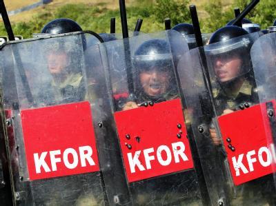 KFOR-Soldaten