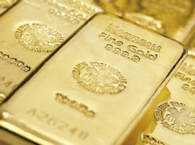 Der Goldpreis ist kräftig gestiegen. (Symbolbild)
