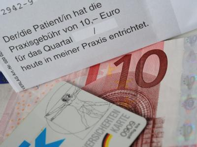 Frank-Ulrich Montgomery: Die Zuzahlung ist «gesundheitspolitischer Unsinn».