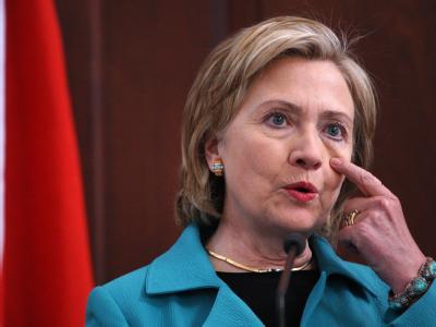 Der ehemalige Finanzchef von Hillary Clinton ist festgenommen worden.
