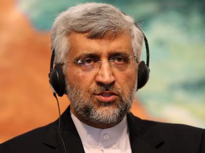 Iranischer Unterhändler