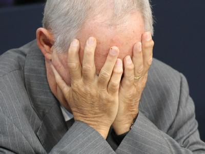 Eine Koalition mit einer Euro-skeptischen Partei ist für Bundesfinanzminister Schäuble undenkbar.