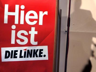 Nach Expertenmeinung könnte die Linke wieder zu einer ostdeutschen Partei werden. Foto: Frank Rumpenhorst