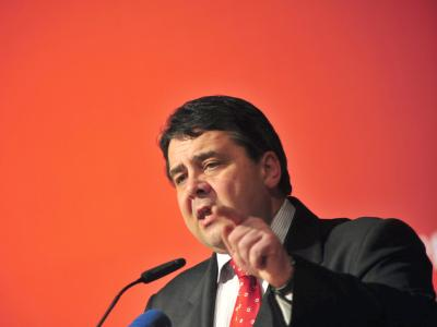 SPD-Chef Gabriel will Steuerhinterziehung härter bestrafen.