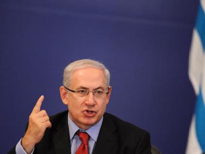 Israels Ministerpräsident Netanjahu will den Bau einer iranischen Atombombe in jedem Fall verhindern. Foto: Vassil Donev