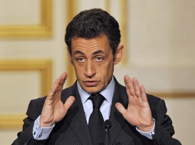 Frankreichs Präsident Nicolas Sarkozy hat einen Schwächeanfall erlitten.