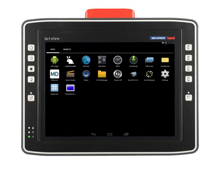 DLT-V72 Frontal AndroidScreen