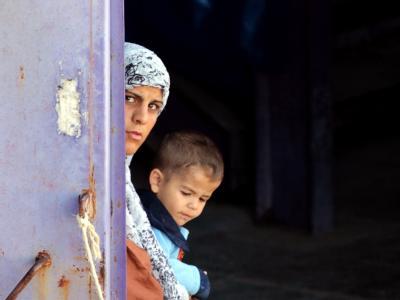 Syrien-Flüchtlinge