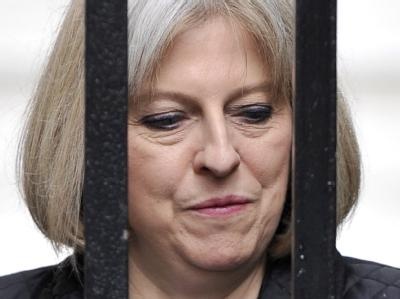 Theresa May: «Es ist richtig, dass wir uns auf diese Eventualität vorbereiten». Foto: Andy Rain