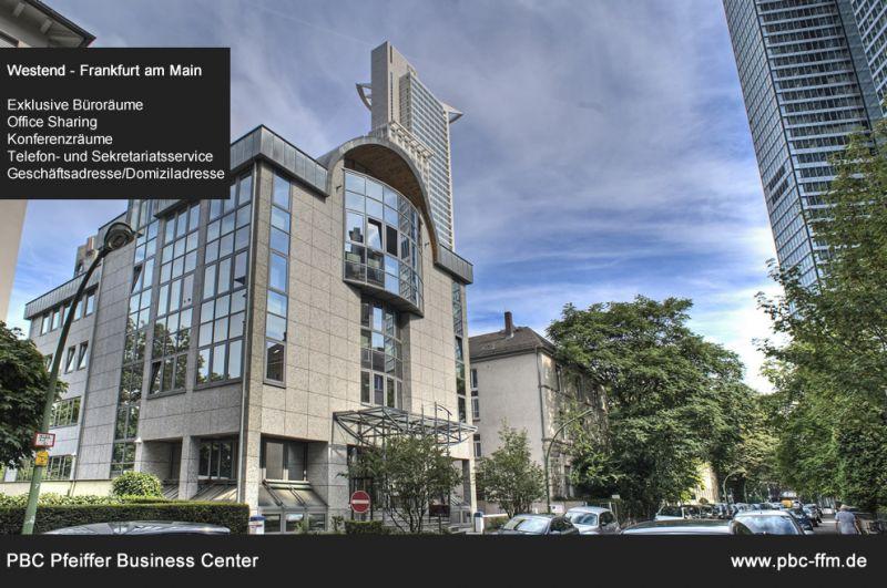 PBC Business Center Frankfurt: Ab 1. Januar wieder einige Büros verfügbar