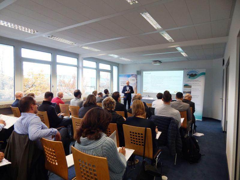 Flexibilisierung von Biogasanlagen - 28.11.2017