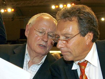Lafontaine und Ernst