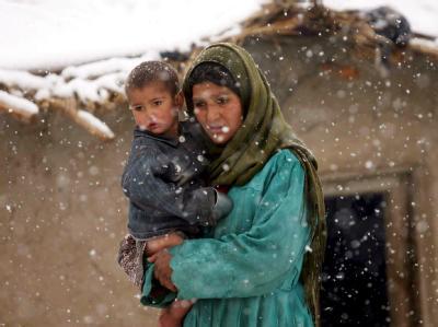 Winter in Afghanistan