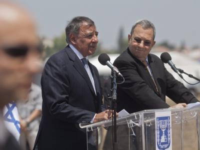 Panetta in Israel