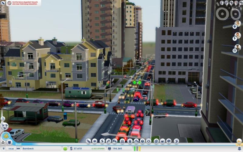 Der Verkehr soll in Zukunft wesentlich flüssiger laufen.