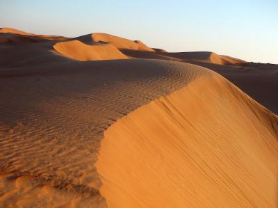 In der Sinai-Wüste sollen afrikanische Flüchtlinge Opfer von kriminellem Organhandel geworden sein. Symbolbild:Annette Reuther
