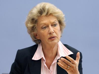 Die Präsidentin des Deutschen Städtetages, Petra Roth.