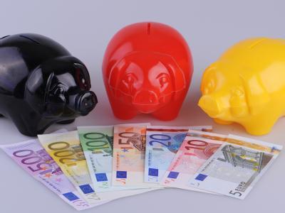 Sparen ist an sich eine gute Sache. Die konkreten Sparpläne der Regierung jedoch stoßen auf Widerstand (Symbolbild).