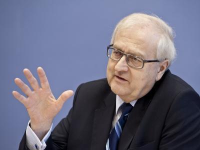 Bundeswirtschaftsminister Rainer Brüderle.