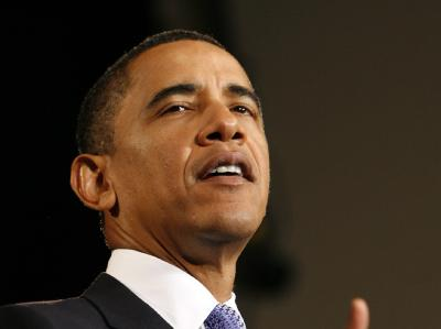 US-Präsident Barack Obama bekommt in diesem Jahr den Friedensnobelpreis.