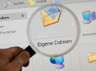 Eigene Daten sollen eigene Daten bleiben: Bei «Elena» (Elektronischer Entgeltnachweis) wird nachgebessert. (Symbolbild)