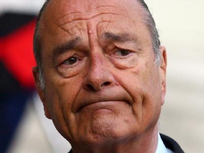 Der Prozess gegen Jacques Chirac ist mit einem Schuldspruch zu Ende gegangen. Foto: Oliver Weiken/Archiv