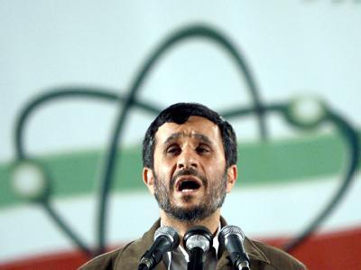 Irans-Pr�sident Ahmadinedschad