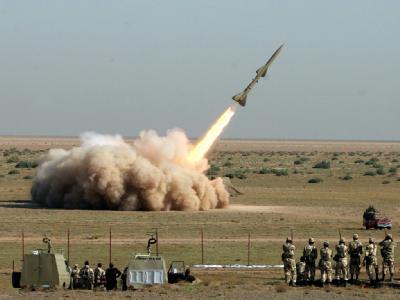 Iran testet Raketen