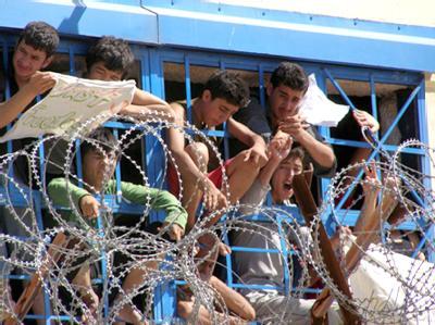 Illegale Einwanderer