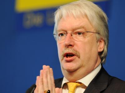 Jörg-Uwe Hahn: «Die bürgerliche Mehrheit für Wulff in der Bundesversammlung ist nicht sicher».