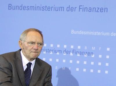 Bundesfinanzminister Wolfgang Schäuble stellt die neuen Steuerpläne der FDP in Frage.