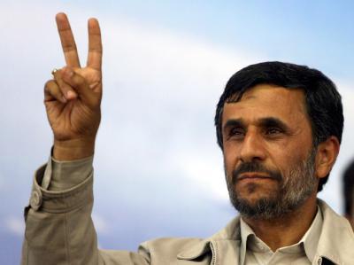 Irans Präsident Ahmadinedschad ist in seinem Amt bestätigt worden.