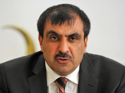 Ali Kizilkaya ist Sprecher des Koordinationsrates der Muslime in Deutschland. Foto: Henning Kaiser/Archiv