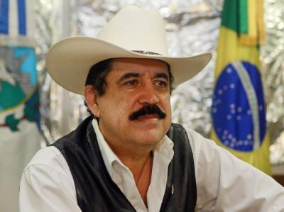 Das Parlament von Honduras lehnt eine Rückkehr von Manuel Zelaya (Archivbild) ins Präsidentenamt ab.