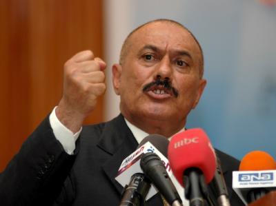 Ali Abdullah Salih, hier auf einem Archivbild, will keine neue Amtszeit.