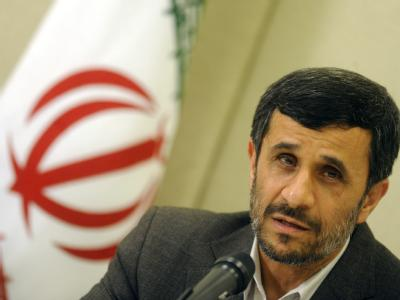 Irans Präsident Ahmadinedschad warnt vor