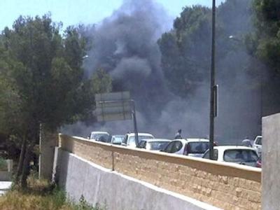 In Palmanova auf Mallorca töteten ETA-Terroristen am 30. Juli zwei Polizeibeamte bei einem Bombenanschlag. (Archivbild)