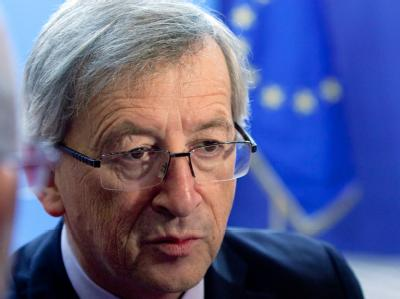 Jean-Claude Juncker weist Gerüchte über eine Finanzkrise in Spanien zurück.