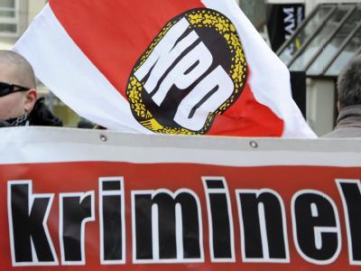 NPD-Wahlkampf