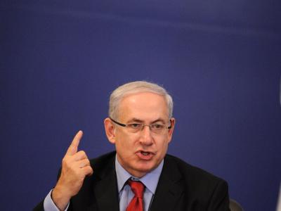 Israels Ministerpräsident Benjamin Netanjahu. Israel hat alle Verbindungen zum UN-Menschenrechtsrat abgebrochen. Foto: Vassil Donev