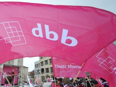 dbb-Fahne