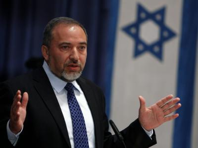Avigdor Lieberman ist Außenminister Israels.