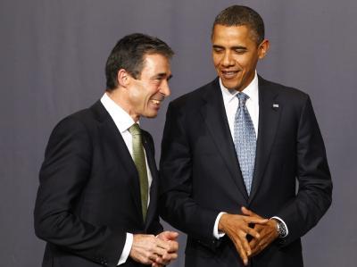 Rasmussen und Obama