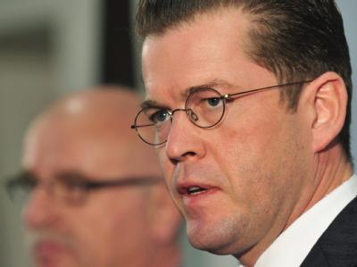 Karl-Theodor zu Guttenberg ist neuer Bundesverteidigungsminister.