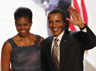 Ehepaar Obama