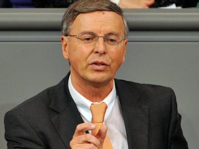 Wolfgang Bosbach: «Wenn sich an den jetzigen Plänen nichts Wesentliches ändert, kann ich nicht zustimmen.»