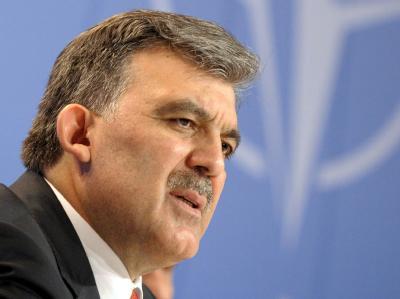 Der türkische Staatspräsident Abdullah Gül. Ankara hat Washington davor gewarnt, die Verfolgung der Armenier als Völkermord anzuerkennen.