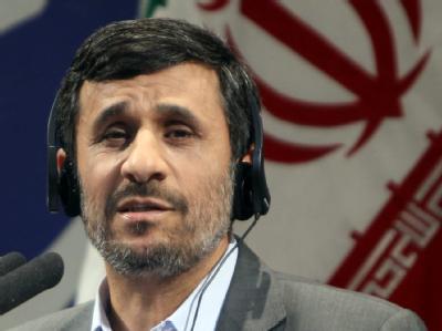 Irans Präsident Ahmadinedschad verursacht mit seinem Nuklear-Kurs seit Jahren politische Irritationen. Archivfoto: Abedin Taherkenareh